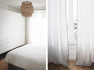 LE PETIT NID DE G. Chambre moderne par Gwladys PARRA Moderne
