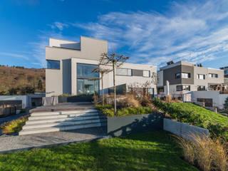 Helwig Haus und Raum Planungs GmbH Casas de estilo minimalista