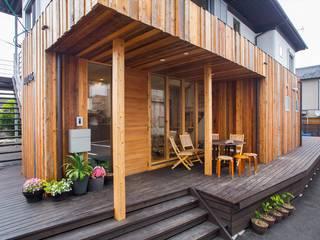 AQUAS モダンな商業空間 の Y.Architectural Design モダン