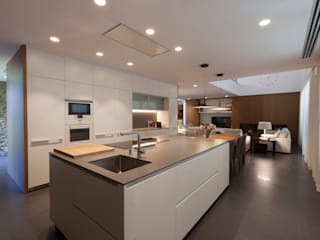 Teresa Casas Disseny d'Interiors Cucina moderna