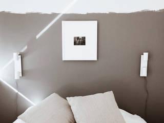 StudyoAB – Residential Project:  tarz Yatak Odası