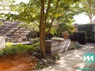 Van Mierlo Tuinen | Exclusieve Tuinontwerpen Scandinavian style garden