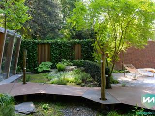 Moderner Garten von Van Mierlo Tuinen | Exclusieve Tuinontwerpen Modern