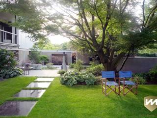 Van Mierlo Tuinen | Exclusieve Tuinontwerpen สวน