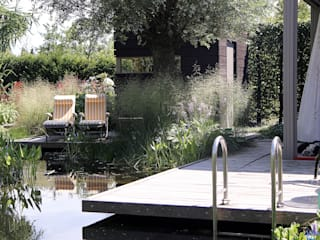 Van Mierlo Tuinen | Exclusieve Tuinontwerpen Jardins campestres