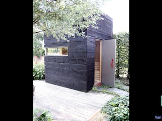 Jardins  por Van Mierlo Tuinen | Exclusieve Tuinontwerpen