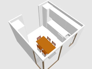 ARQUITECTURA + OBRES:  de estilo  de Arquitectura Úrsula Cucala