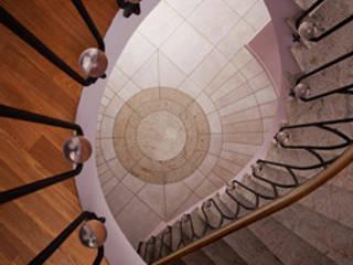 bo pierwsze wrażenie jest najważniejsze...dom w Gdańsku: styl , w kategorii Korytarz, przedpokój zaprojektowany przez Pszczołowscy projektowanie wnętrz
