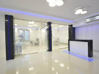 Klinika stomatologiczna od Arch. Wnętrz Janusz Kościołowski