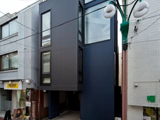 Modern houses by アトリエハコ建築設計事務所/atelier HAKO architects Modern