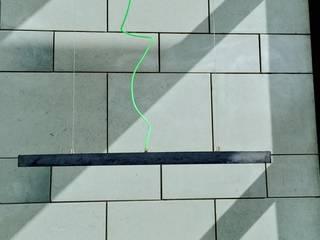 """Betontube """"Slim Neon"""": industriell  von Beton Cube,Industrial"""