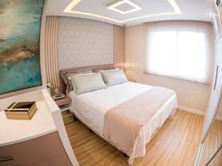 INOVA Arquitetura Modern style bedroom