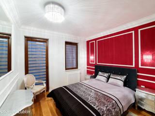 Bedroom by Auraprojekt, Eclectic