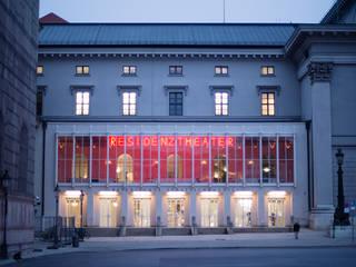 PRO im Residenztheater des Bayrischen Staatsschauspiels, München:  Veranstaltungsorte von Flötotto Systemmöbel GmbH
