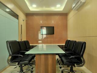 Turnkey Interior Solution for Nidan Diagnostics Modern clinics by Origin Associates Modern