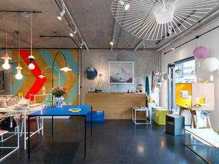 The Amazing Crocodile Design Store de Pamela Kilcoyne - Homify Ecléctico