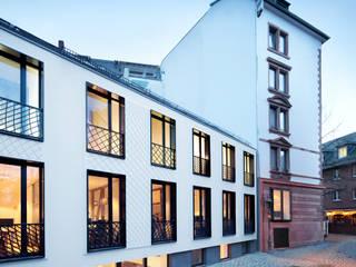 Frankenarchitekten gmbh architekten in frankfurt homify for Design hotel franken