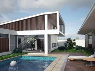 Rumah Modern Oleh PROJETARQ Modern