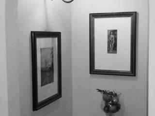 Studio la Piramide Architettura e Urbanistica Classic style corridor, hallway and stairs