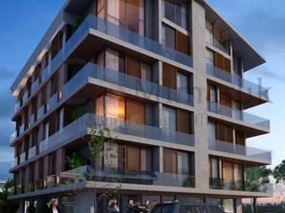 Yenikale Mez'on Narlıdere Modern Evler ACS Mimarlık Modern