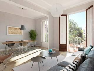 by Berga&Gonzalez - arquitectura y render Modern