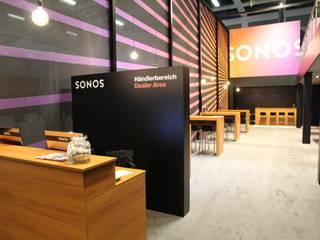 Sonos @ IFA 2014:  Messe Design von RAUMLOTSEN | Marken- und Innenarchitektur