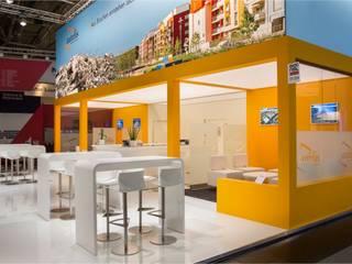 Aurelis @ Expo Real 2014:  Messe Design von RAUMLOTSEN | Marken- und Innenarchitektur