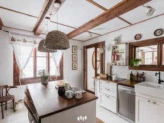 dziurdziaprojekt Kitchen Wood