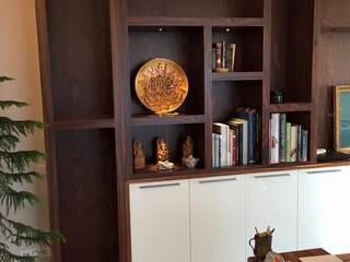 DEKORKUR  Mimarlık  – Çalışmalar:  tarz Çalışma Odası