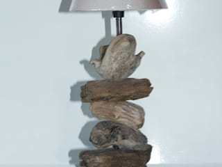 Lampe de Chevet par dailescreation Rustique