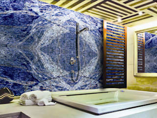 Exotic Marble Featuring Around China Asian style hotels by ShellShock Designs Asian