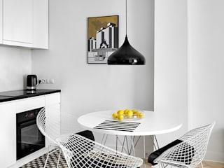 dziurdziaprojekt Cucina in stile scandinavo