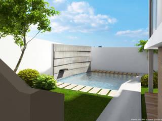 in stile  di Diez y Nueve Grados Arquitectos