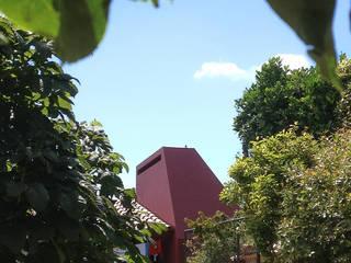 Jardin de style  par ARCO mais - arquitectura e construção