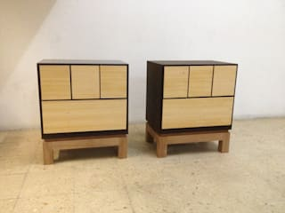 Mesa de cabeceira por J-Cardosorepara Moderno