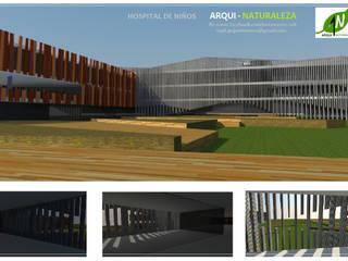 modern  by ARQUI - NATURALEZA, Modern