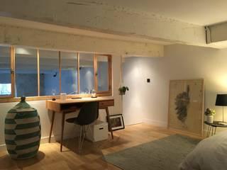 Loft Bureau minimaliste par USER WAS DELETED! Minimaliste