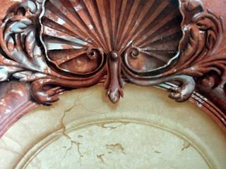 Fresques et décorations murales par Aude Saloni Peintre en décors Classique