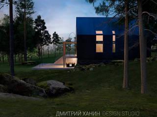WoodHouse: Дома в . Автор – Dmitriy Khanin