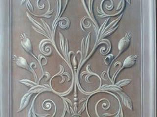 Création personnelle à l'acrylique Murs & Sols originaux par Jeux d'Ombres Éclectique