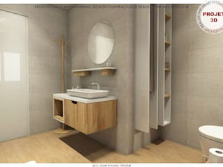 Modern bathroom by ArchiDeco Modern