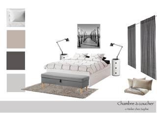 Chambre parentale: Chambre de style  par SO Design