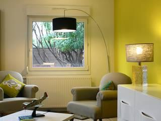 Rénovation duplex:  de style  par ARKNHOME