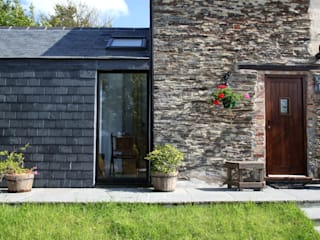 Skyber Barn Innes Architects Houses سلیٹ