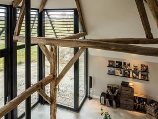Projekty,   zaprojektowane przez Joep van Os Architectenbureau,