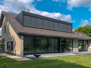Modern houses by Joep van Os Architectenbureau Modern