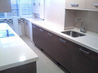 Kitchen by Rosa Uriel Benitez