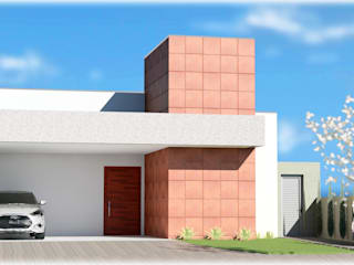 """Residência """"E.A.M."""" por Pedro Paludetto - Arquitetura e Interiores Moderno"""