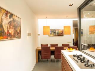 Modern style kitchen by Joep van Os Architectenbureau Modern