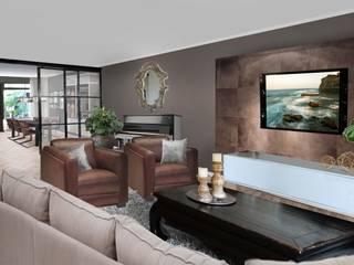 Woning plan:   door Sabka Design